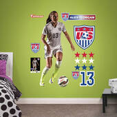Alex Morgan Fathead Wall Decals