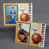 Basketball Themed Frames