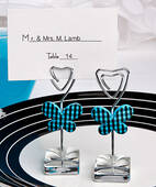 Butterfly Design Place Card Photo Holders