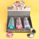Chic Compact Mirrors