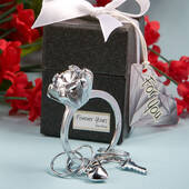 Diamond Ring Design Key Ring Favors