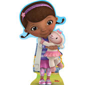 Doc Mcstuffins Lifesized Standup