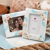 Life's A Beach Frame Place Card Holder