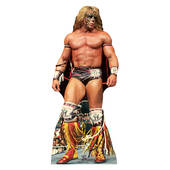 Lifesized Ultimate Warrior Standup
