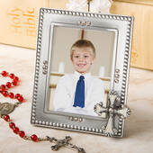 Regal Favor Collection Cross Themed Frames