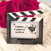 Resin Clapboard Style Placecard Frame