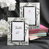 "Silver ""Prom"" Picture Frame"