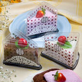 Slice Of Cake Towel Favor
