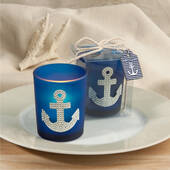 Spectacular Anchor Design Candle Favors