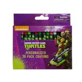 Teenage Mutant Ninja Turtles Crayons