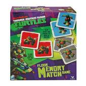 Teenage Mutant Ninja Turtles Memory Match Game