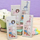 Baby Frames-Lions And Giraffes