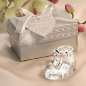 Choice Crystal By Fashioncraft Baby Shoe
