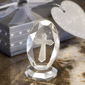 Choice Crystal Cross Favors