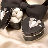 Dressed To The Nines Tuxedo Mint Tin