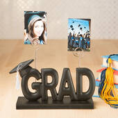 "Graduation ""GRAD"" Photo Holder"