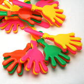 Plastic Handclappers