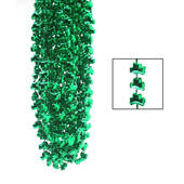 St Patrick's Day Shamrock Bead Necklaces