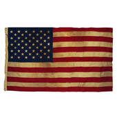USA Vintage Boxed American Flag - 50 Stars 3' By 5'
