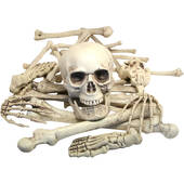 Bag Of Bones Decorations