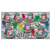Tie-Dyed Collection New Years Eve Party Kit-50
