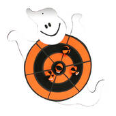 Halloween Ghost Dartboard