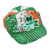 Shamrock Newsboy Hat