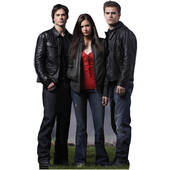 Vampire Diaries Group-Lifesized Standup