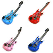 "24"" Inflatable Guitars"