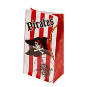Pirate Paper Treat Bags