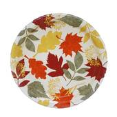 "Autumn Leaves 9"" Plates"