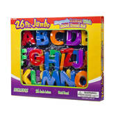 26pc Magnetic Letters And Board