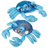"10"" Reversible Sequin Crab"