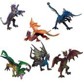 Assorted Dragon Figurine