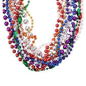 Assorted Style Mardi Gras Beads