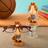 Basketball Eyeglass Holder