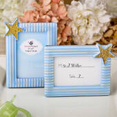 Blue and Pink Baby Brag Books