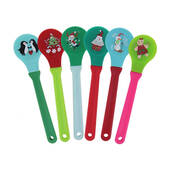 Christmas Kitchen Spoon - Silicone