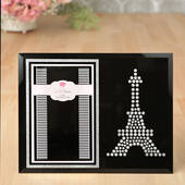 Classy Eiffel Tower Picture Frame