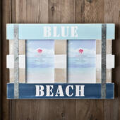 Double Blue Beach Frame 6 x 4