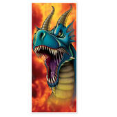 Dragon Head Door Cover