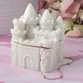 Fairytale Castle Covered Box