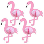 Flamingo Tissue Decorations