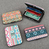 Fun Aztec Aluminium Wallets