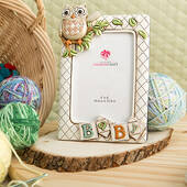 Gifts Baby Owl Frame