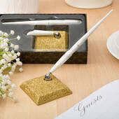 Golden Elegance Collection Pen Set