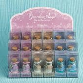 Guardian Angel Glitter Wishing Jar