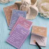 Guardian Angel Magnetic Memo Pad