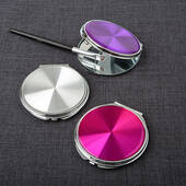 Hologram Style Compact Mirrors