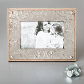 Industrial Style Metal Frame 4 x 6 Mom